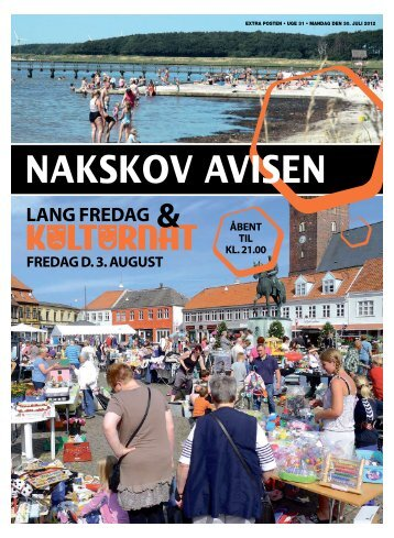 LANG FREDAG & - Nakskov Handel