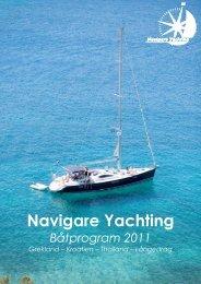 Köpa båt 2011. - Navigare Yachting