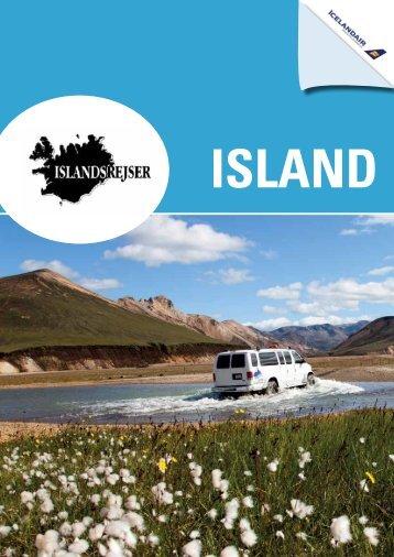reyKjaviK - Islandsrejser