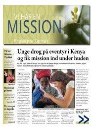 Unge drog på eventyr i Kenya og fik mission ind ... - domino online