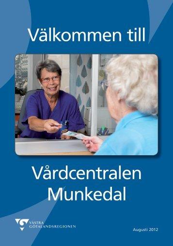 Välkommen till Vårdcentralen Munkedal