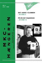 Hængeren 2-99 - Marselisborg Kajak Club