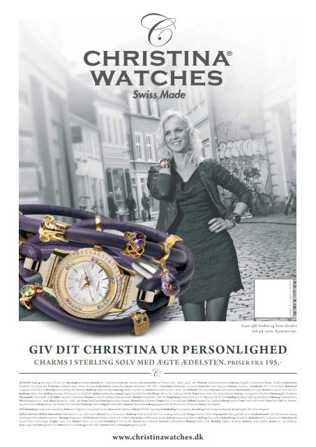 by Timepieces - Designuresmykker.dk