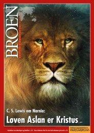 Broen 2006-1.pdf - Den katolske kirke