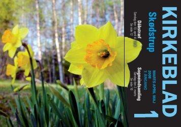 Kirkeblad 1, 2008.pdf - Skødstrup Kirke