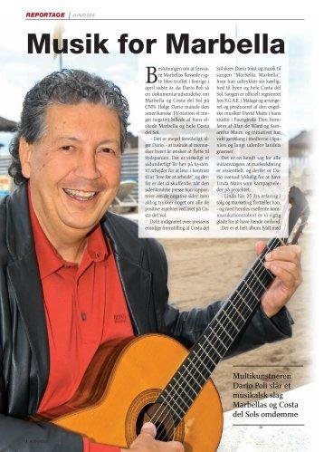 Musik for Marbella