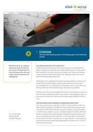 EV REVISOR - Elbek & Vejrup A/S