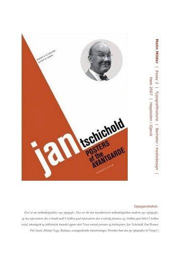 Malin Milder | Essa y 2 | Typografihistorie | Bachelor i mediedesign ...