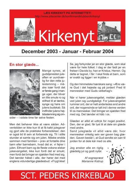 december 2003 / januar / februar 2004