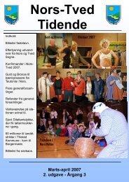 Nors-Tved Tidende - mar-apr 2007 - Norsby.dk
