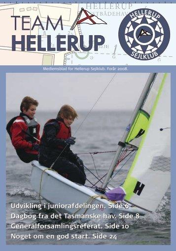 Forår 2008 - Hellerup Sejlklub