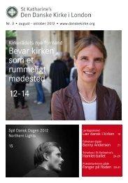 Bevar kirken som et rummeligt mødested 12-14 - Den Danske Kirke i ...