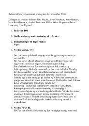 Referat bestyrelsesmøde 24