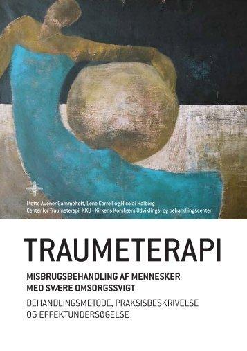 traumeterapi - Kirkens Korshærs Udviklings- og behandlingscenter