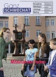 Juni-Ausgabe 2012 - Stadtgemeinde Schwechat