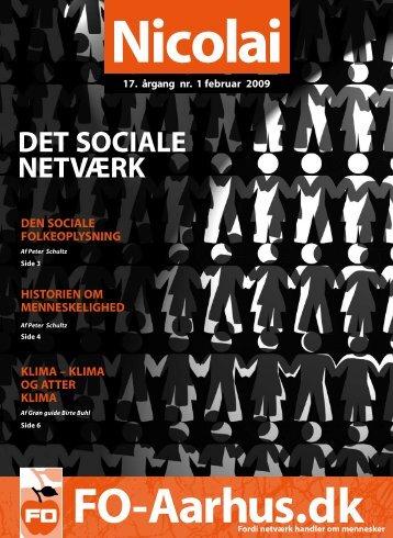 Det sOciAle Netværk - Nicolai - FO-Aarhus