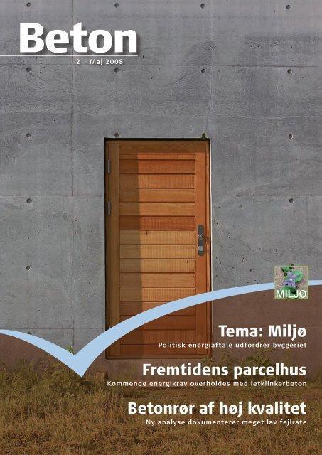 Download blad nr. 2-2008 som pdf - Dansk Beton