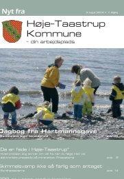 Dagbog fra Hartmannsgave - Høje-Taastrup Kommune