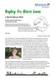 Nyt fra februar 2013 - Vorgod og Fjelstervang kirker