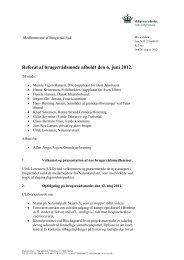 Referat nr. 30 - 6. juni 2012 (pdf) - Naturstyrelsen