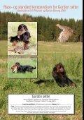 RAcEKOMPENDIUM FOR GORDON sEttER - Kennel Aaen - Page 3