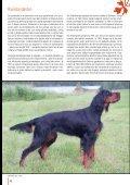 RAcEKOMPENDIUM FOR GORDON sEttER - Kennel Aaen - Page 4