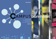 Campus Bornholm - Fusionen ml. Bornholms ... - KANT Arkitekter