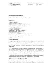 Referat af uddannelseskoordinatormødet d. 2. marts 2006 ...