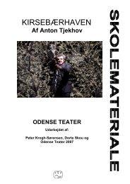 Kirsebærhaven Anton Tjekhov - Odense Teater