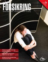 2012-1 Forsikring - DFL