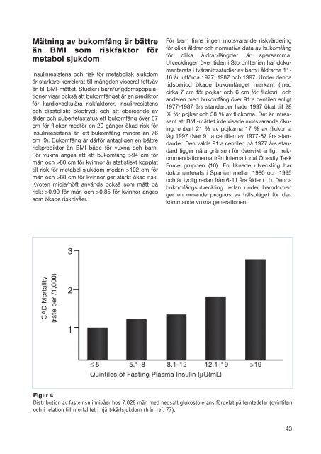 Insulinresistens på ont och gott - perspektiv på anabolism ...