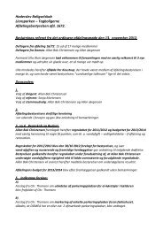 1672 Afdmøde referat offentlig 13-11-2012 - Domea