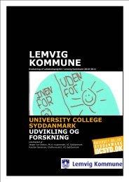 Lemvig Kommune - Udeskole.dk