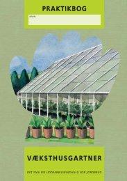 praktikbog væksthusgartner - Velkommen til Jordbrugets Uddannelser