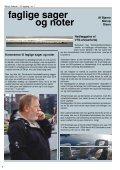 Indhold___________ Et privatiseret forsvar? Nej tak! Leder - CO-SEA - Page 6