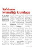 Gikk i landside 3-5 YEAR OF THE SEAFARER 2010 ... - TVU-INFO - Page 7