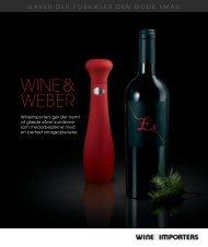Wine & Weber - onlinecatalog.dk