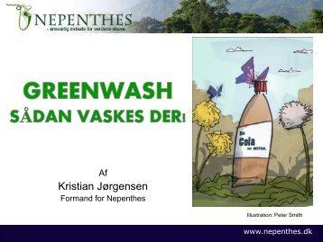 Grøn markedsføring virker