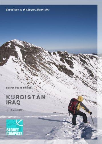 kurdistan iraq - Secret Compass