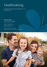 Tand - ProSam Forsikring