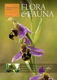 Rapport om den danske flora og fauna - Klimatilpasning
