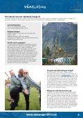 Invitasjon til alle KFUK- KFUM-speidergrupper i Norge - Page 5