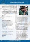 Invitasjon til alle KFUK- KFUM-speidergrupper i Norge - Page 6