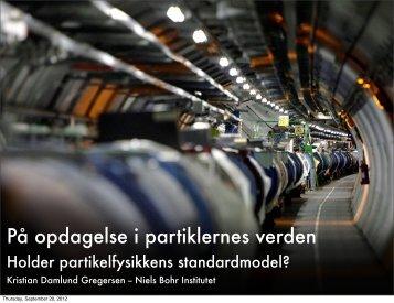 AarhusFolkeUni_Uge2 - Partikelfysik