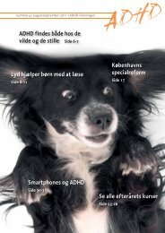 ADHD Bladet - ADHD: Foreningen