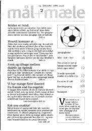 29:2 - Mål og Mæle