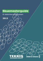 Download skuemesterguide til elektrikeruddannelsen i PDF ... - EVU