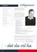 Velkommen til ditt viktigste nettverk! - Norgeshus Kjell Aarvik - Page 2