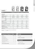 Tekniske data/Prisliste campingvogne 2013 - Dethleffs - Page 5