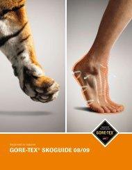 GORE-TEX® SkOGUIDE 08/09 - Jarmeus Skor